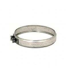DP D150 : Collier d'union - Couvre joint - inox